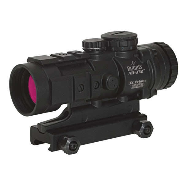 Burris Ar-332 3x32 Sight, Ballistic/cq Reticle, Matte Black 300208