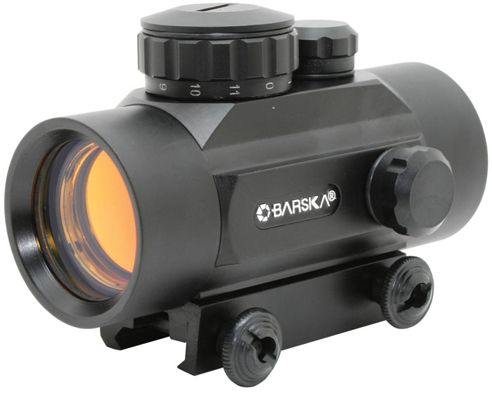 Barska Optics-AC10328 BSK 30MM RED DOT-SHORT TUBE