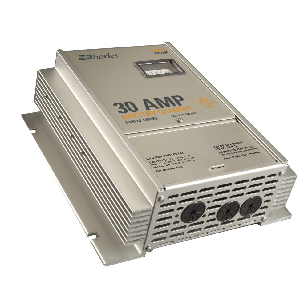 Charles 93-12305SP-1 5000 Series C-Charger - 30A/3 Bank