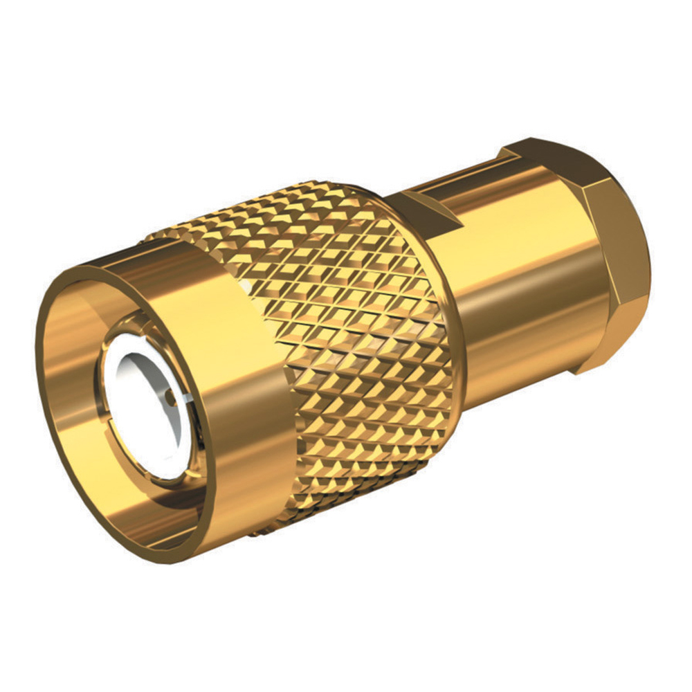 Shakespeare TNCM-58-G TNC Type Male Connector for RG-58X Coax