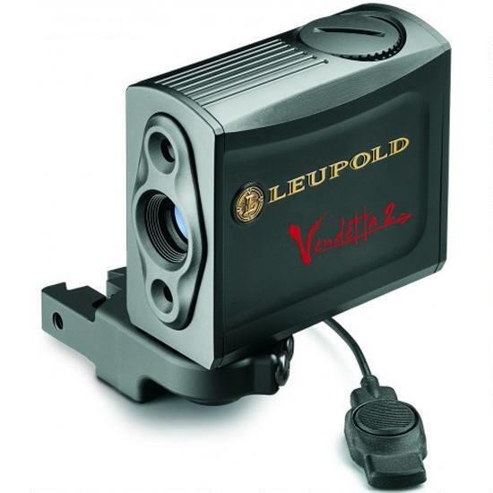FREE 2 DAY SHIPPING  Leupold 170323 Vendetta 2 Laser Black/Red LED Bow Hunting Range Finder