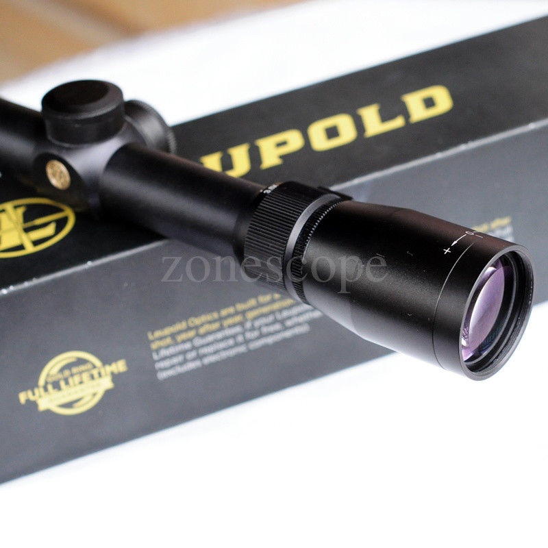 FREE 2 DAY Shipping Leupold 170683 VX-3i 3.5-10x40mm CDS Duplex Reticle Riflescope