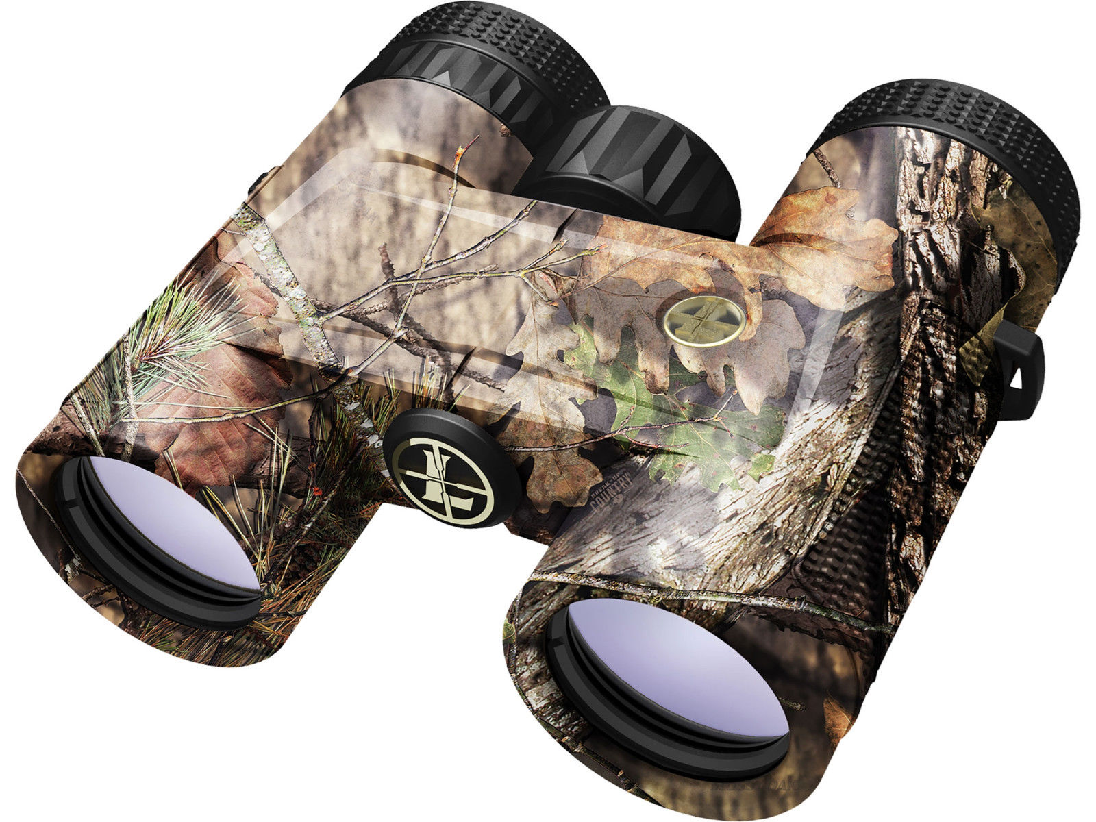 FREE 2 DAY Shipping Leupold BX-2 Tioga HD 10x32mm Roof Mossy Oak Breakup Country 172691