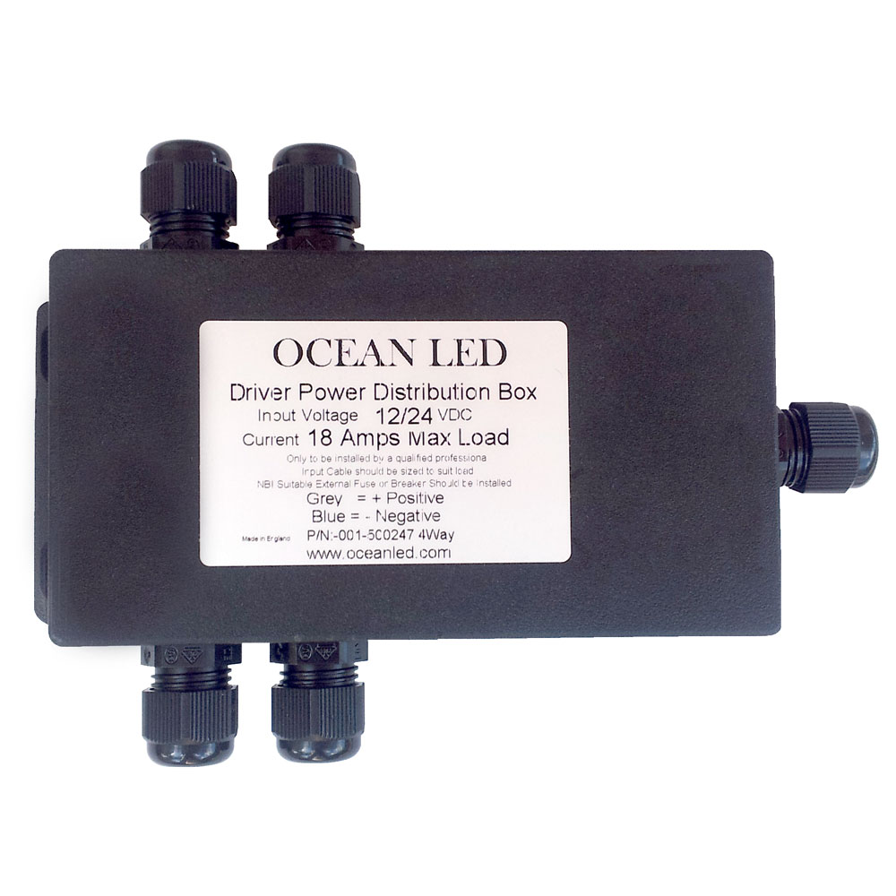 OceanLED 4-Way Junction Box