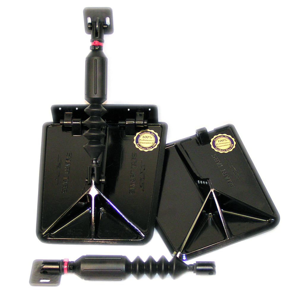 Nauticus SX9510-60 Smart Tab SX Composite Trim Tabs 9.5 X 10 15-19 FT   W/60-140 HP