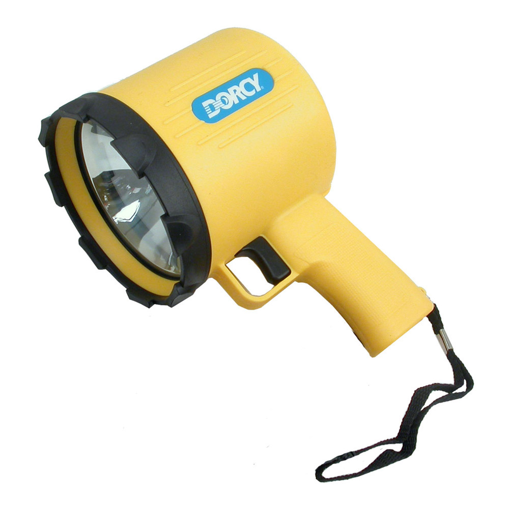 Dorcy Rechargeable Spotlight w/1 Million Candle Power