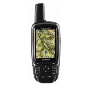 GARMIN GPSMAP 62ST RUGGED HIGH PERFORMANCE HANDHELD US TOPO