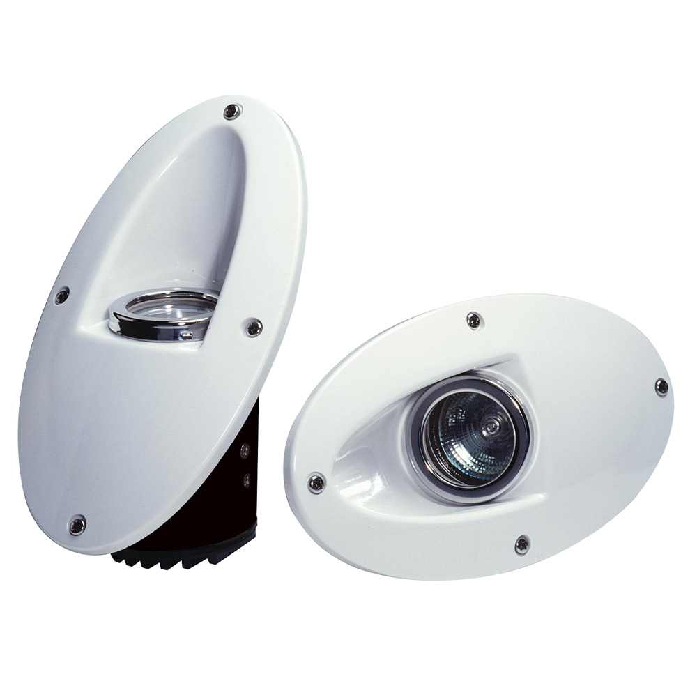 Innovative Lighting Docking, Hull, Back-Up Lights - White