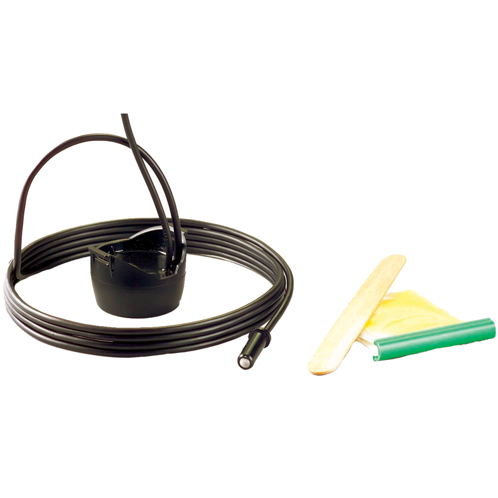 Humminbird XP-9-28-T In-Hull Transducer w/Temp Pigtail
