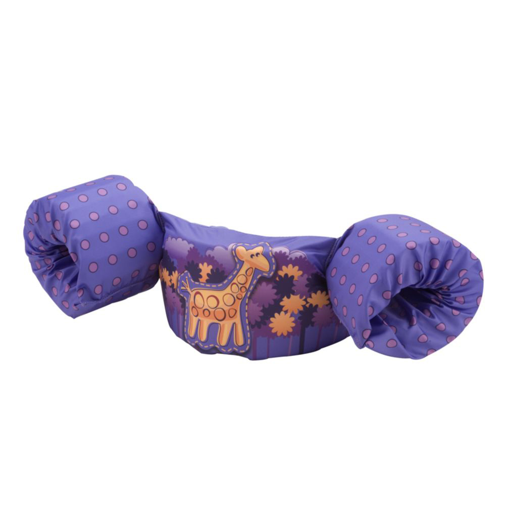 Stearns Deluxe Puddle Jumper - Giraffe - 30-50 lbs.
