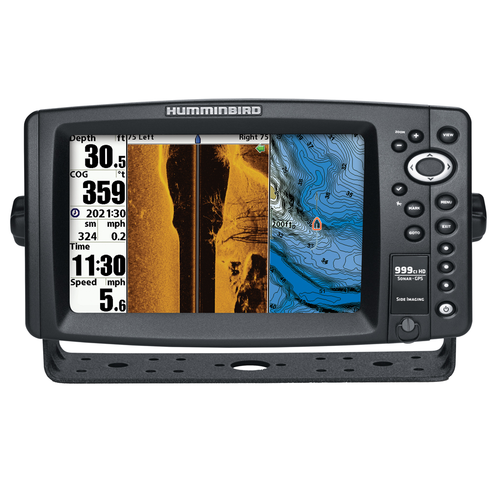 Humminbird 999ci Hd Si Combo Side Imaging Tm Transducer