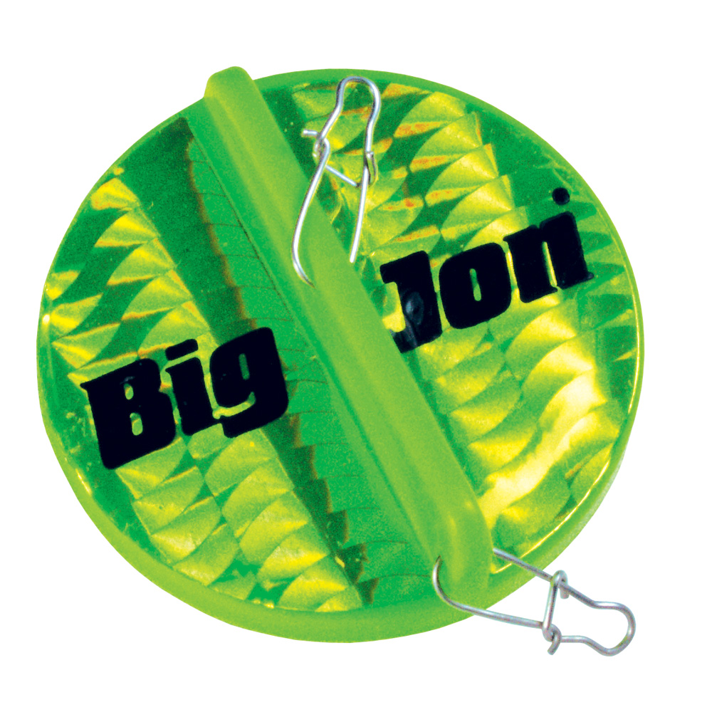 Big Jon Deep'r Diver - Green