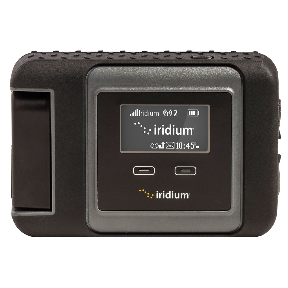 Iridium GO!™ Satellite Based Hot Spot - Up To 5 Users