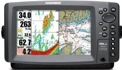 Humminbird 958c Hd Combo