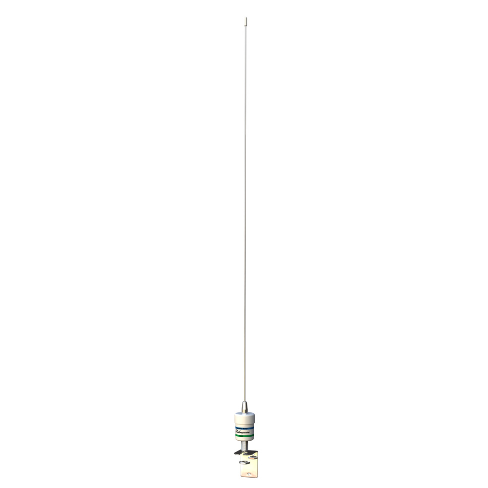 Shakespeare AM/FM Low Profile Stainless Antenna - 36