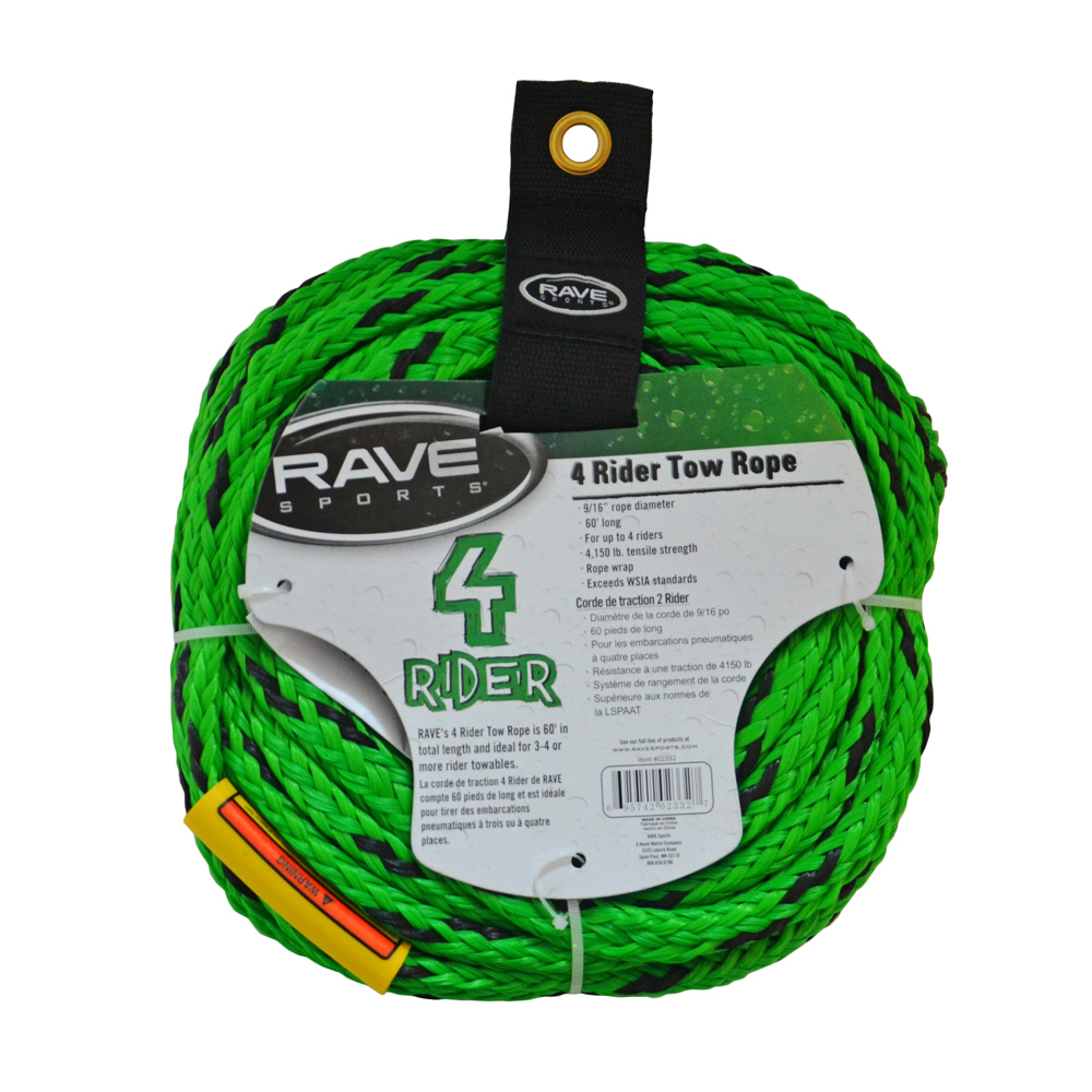 RAVE 4 Rider Tow Rope