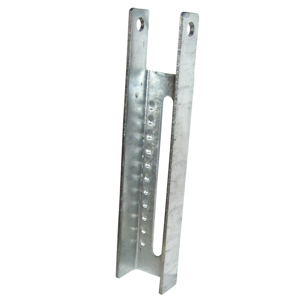 CE Smith Vertical Bunk Bracket Lanced - 9-1/2