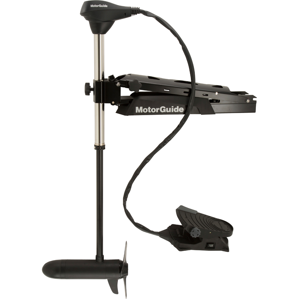 MotorGuide X5-105FW Foot Control Bow Mount Trolling Motor - 105lb-45