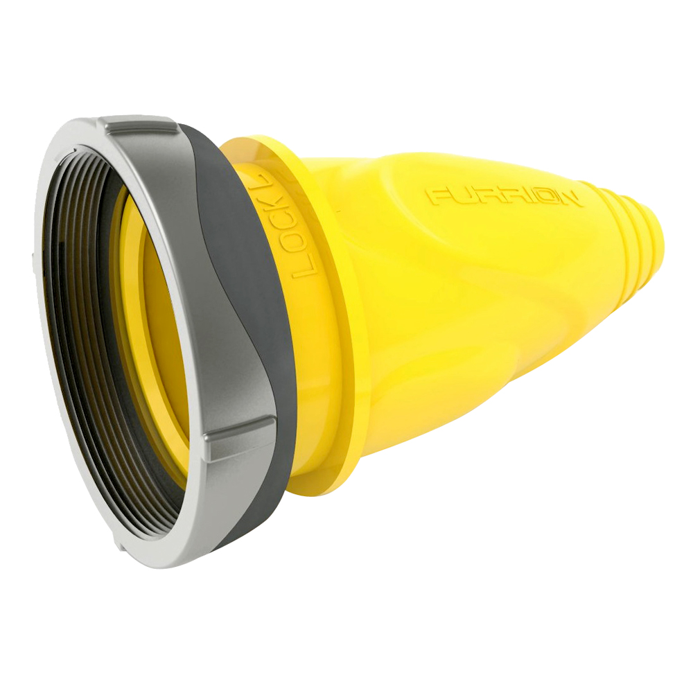 Furrion 30A Female Connector Cover Yellow