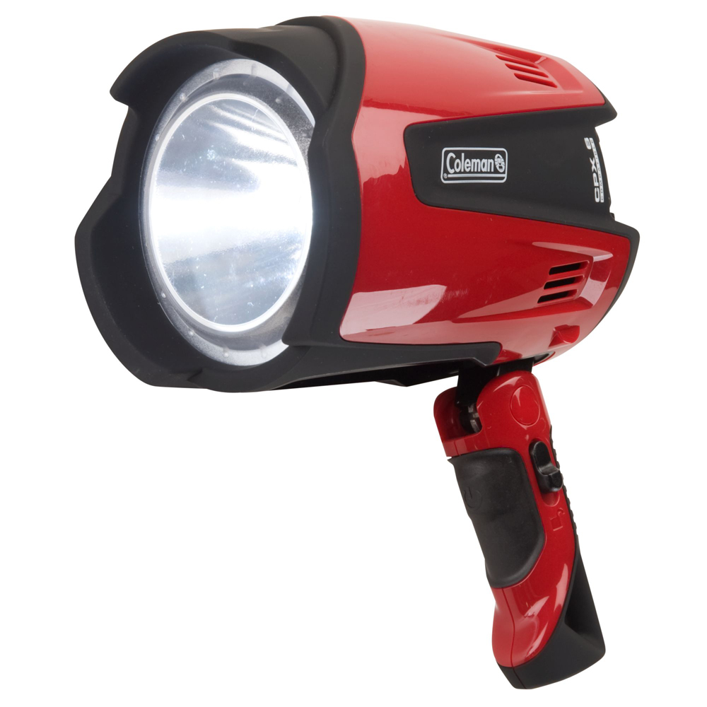 Coleman CPX® 6 Ultra Hight Power LED Spotlight - Red
