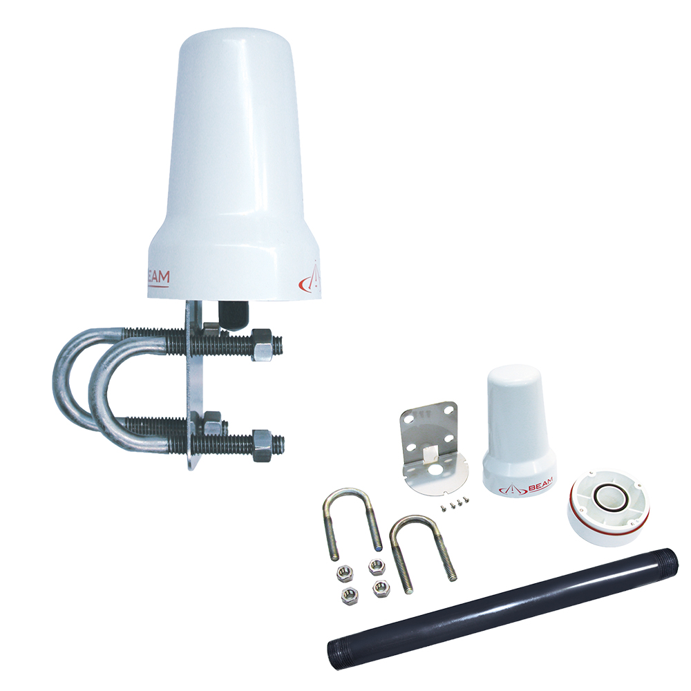 Iridium Beam Pole/Mast Mount Antenna f/GO!®