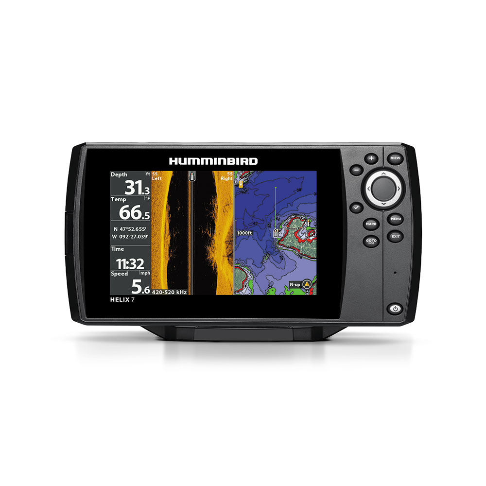 Humminbird HELIX 7 Chirp SI Color Fishfinder GPS G2