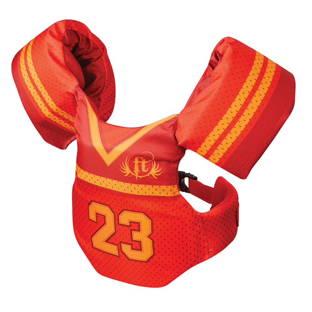 Full Throttle Little Dippers Life Jacket - Sports Hero