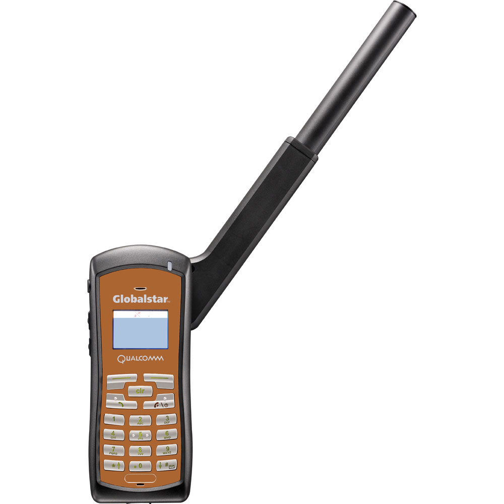 Globalstar GSP-1700 Mobile Satellite Phone Bundle - 1-Year Warranty - *Remanufactured