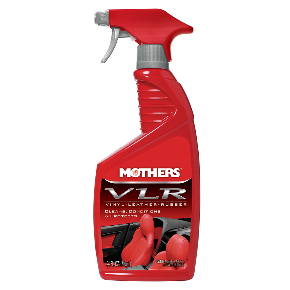 Mothers VLR – Vinyl•Leather•Rubber Care - 24oz