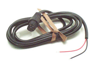 Lowrance PC24U Power Cable
