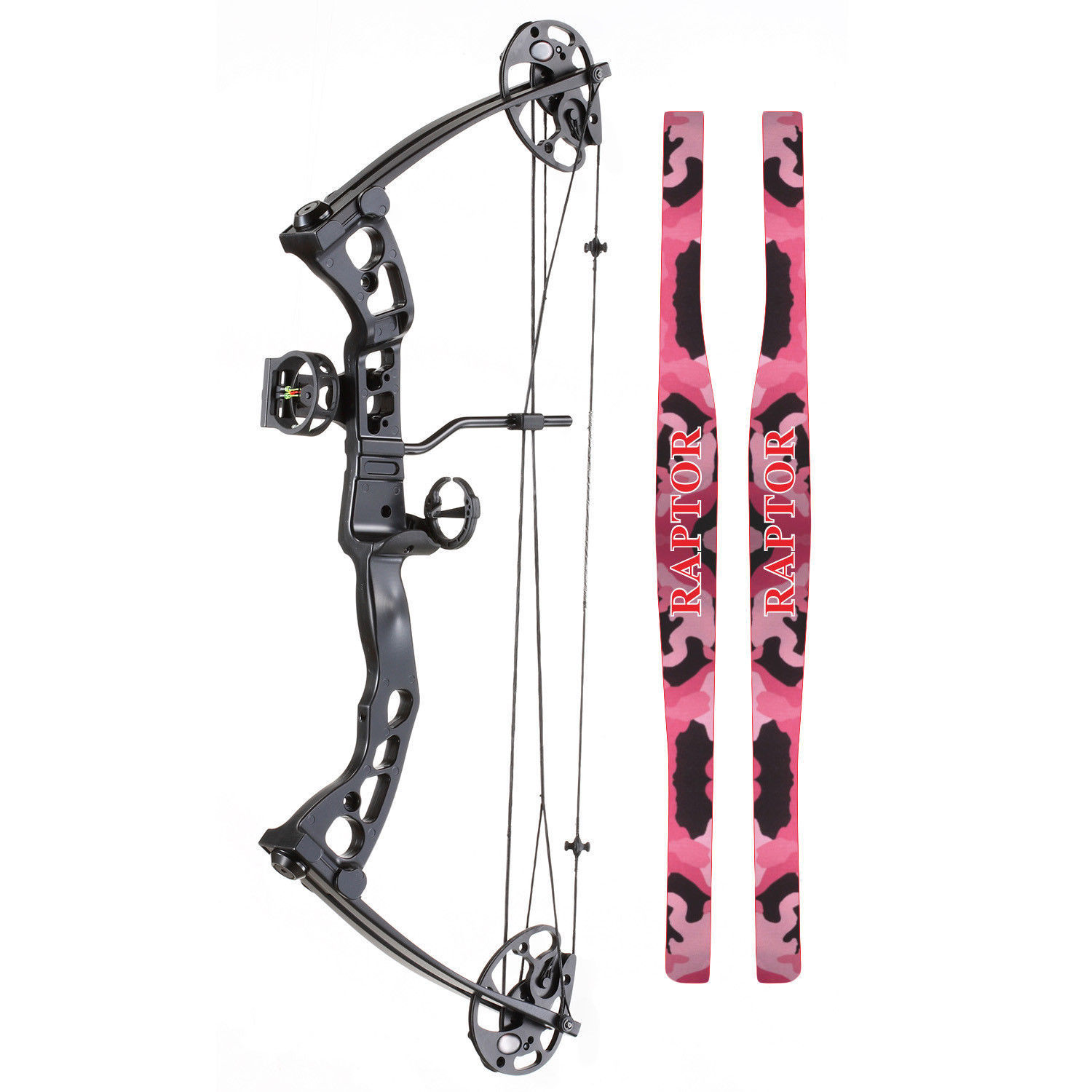 SA Sports R-570 Youth Compound Bow Pink Camo - 570