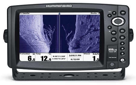 humminbird 999ci hd si combo side imaging tm transducer, Fish Finder