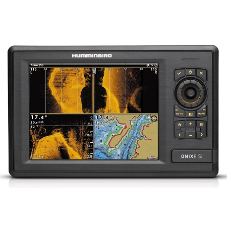 Humminbird ONIX8ci SI NT Combo - Non-Touch Unit