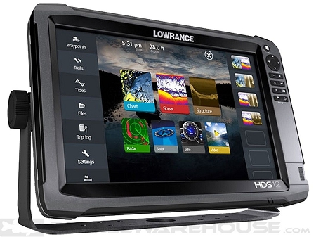 Lowrance HDS12 GEN3 Combo Insight No Transducer