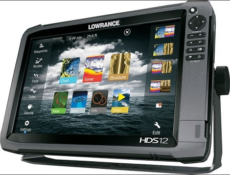 Lowrance HDS-12 GEN3 Totalscan Bundle