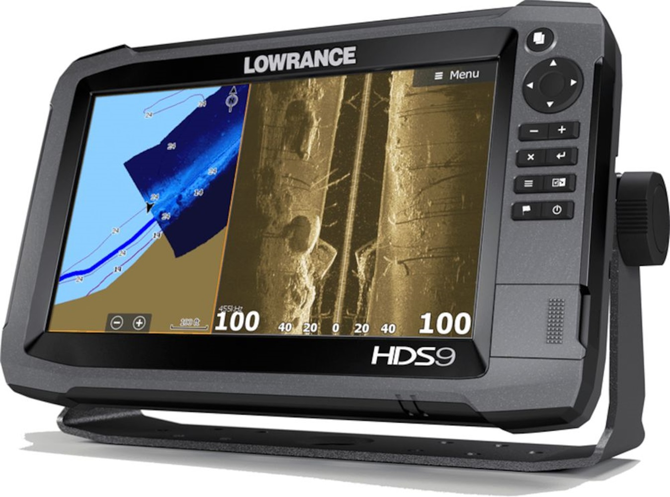Lowrance Hds9 Gen3 Totalscan Bundle Sitex Transducer Wiring Diagram Colors