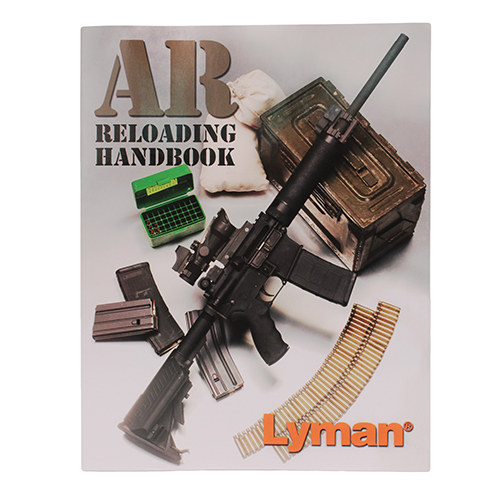 LYMAN 9816045 Reloading for the AR-Rifle