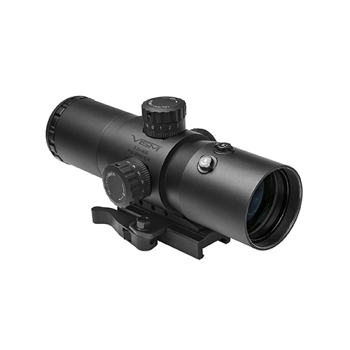 NC STAR VCBTREP3540G CBT Series 3.5X40 Prismatic Scope/Red Lsr