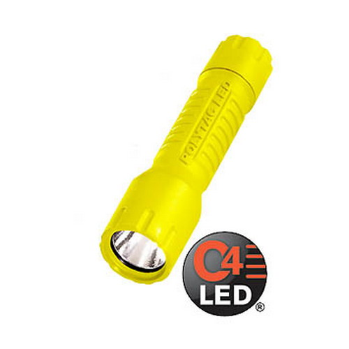 STREAMLIGHT 88853 PolyTac LED, Yellow