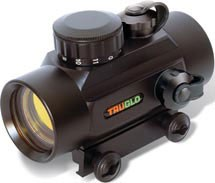 Truglo-TG8030MB TRG RED DOT 2-CLR MULT RET 30MM
