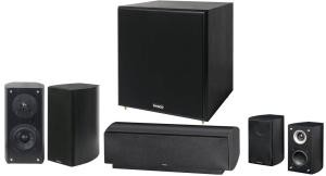 Pinnacle® Front Row Center™ 350W 5.1-Channel HTIB Speakers