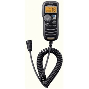 ICOM HM162B BLK COMMANDMICIII FOR M504 M604 RADIOS