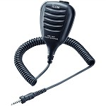 ICOM SPEAKER MICROPHONE WITH ALLIGATOR CLIP WATERPROOF