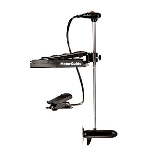 MotorGuide Tour Edition TR109 FB Digital Freshwater Bow Mount Trolling Motor Foot Control 36v-105lb-45""