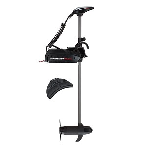 MotorGuide Wireless W55 Freshwater Bow Mount Trolling Motor - Wireless Foot Pedal - 12v-55lb-60""