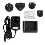 GARMIN BATTERY CHARGER W/ BATTERY ZUMO