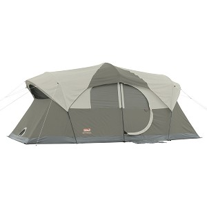 Coleman Weathermaster 10 Tent With Hinged Door