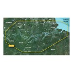 GARMIN HXSA009R G2 BLUECHART AMAZON RIVER