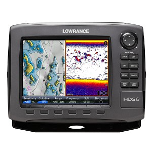 Lowrance Hds-8 Gen2 Insight Usa W/o Transducer