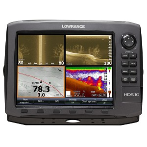 Lowrance Hds-10 Gen2 Insight Usa 50/200 Khz T/m Transducer
